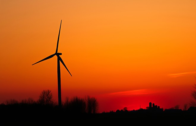 Michigan climate change and clean energy groups are urging Congress to tackle climate change. - SHUTTERSTOCK