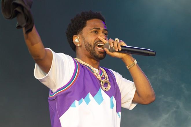 Rapper Big Sean will host his annual charity weekend in Detroit. - JAMIE LAMOR THOMPSON, SHUTTERSTOCK