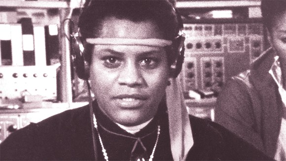Activist Flo Kennedy in Born in Flames. - COURTESY PHOTO