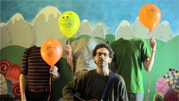 Zombie Jesus and the Chocolate Sunshine Band. - COURTESY PHOTO
