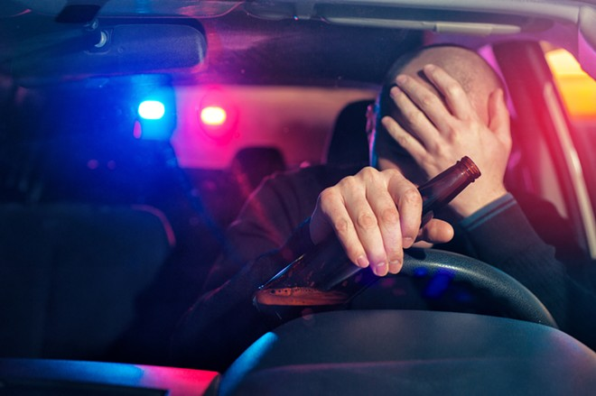 First-time drunk driving offenders can now get their criminal records expunged in Michigan. - SHUTTERSTOCK
