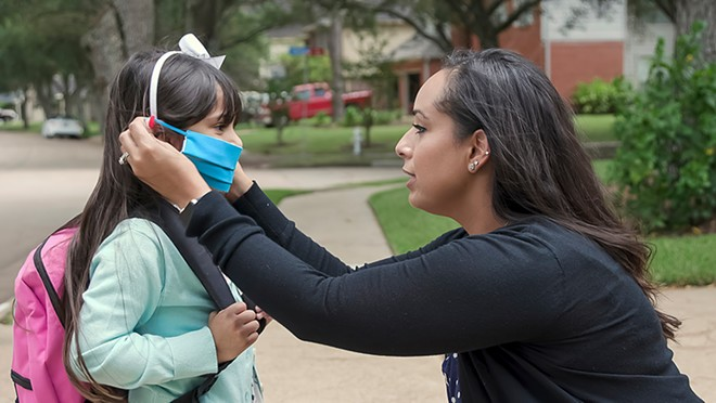 Wayne County health officials announced a mask mandate for schools. - SHUTTERSTOCK