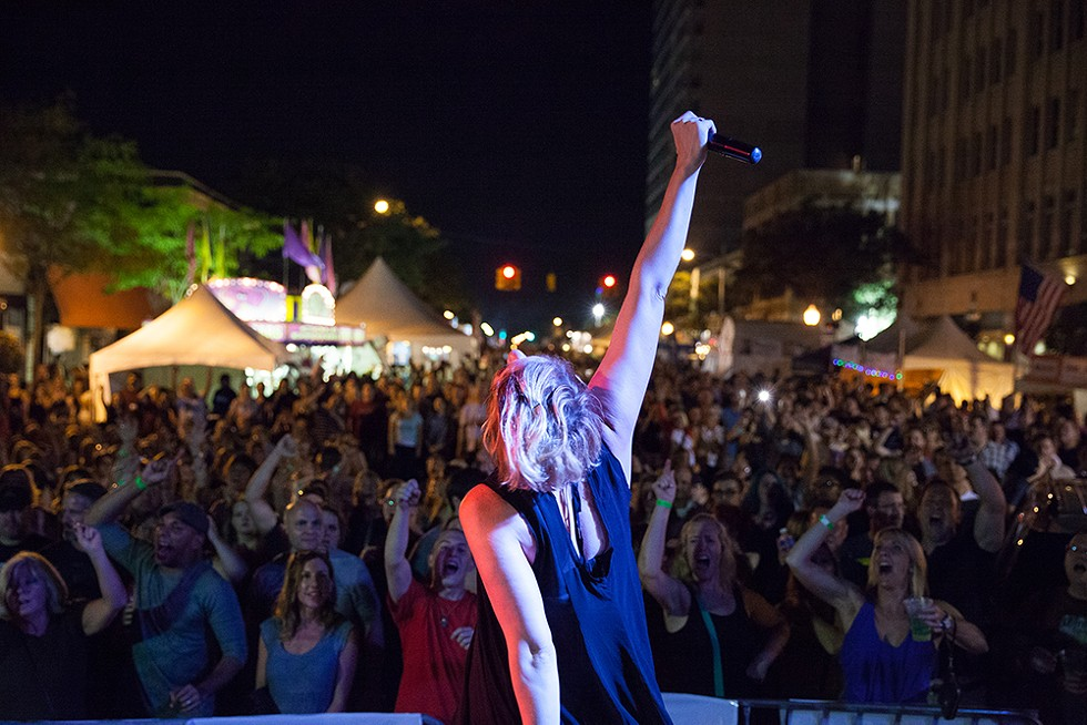 Arts, Beats & Eats returns Labor Day weekend with some big changes.  - COURTESY PHOTO