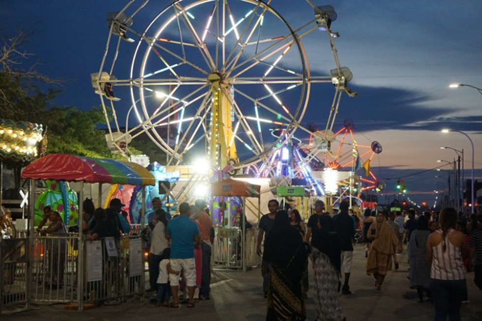 Carnival rides will return to the Hamtramck Labor Day Festival. - JAY JURMA
