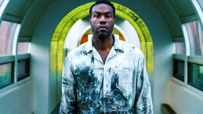 Yahya Abdul-Mateen II in Candyman. - UNIVERSAL PICTURES