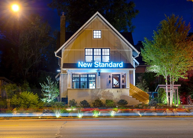 New Standard opened a dispensary in Ann Arbor. - COURTESY PHOTO