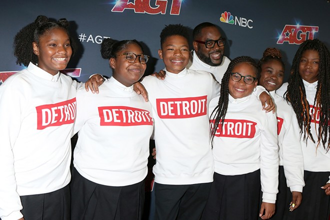 The Detroit Youth Choir.  - KATHY HUTCHINS / SHUTTERSTOCK.COM