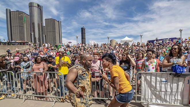 Motor City Pride. - COURTESY PHOTO