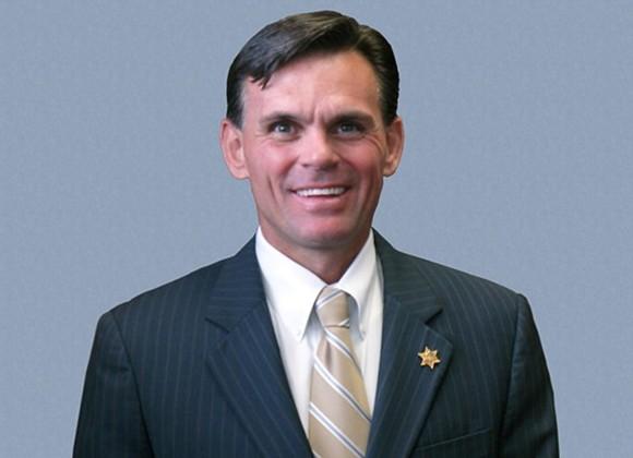 Macomb County Executive Mark Hackel. - WIKIMEDIA COMMONS