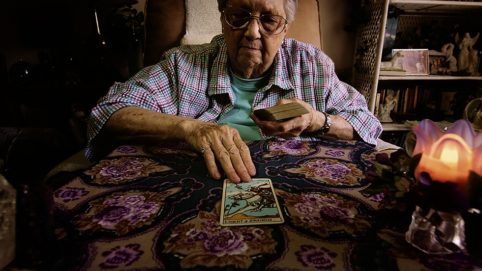 Boat psychic Gloria Davis. - COURTESY PHOTO