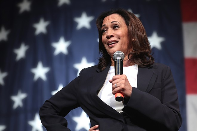 As the Senate's presiding officer, Vice President Kamala Harris could overrule the parliamentarian. But fealty to institutional norms will almost certainly trump campaign promises. - NUMENASTUDIOS / SHUTTERSTOCK.COM
