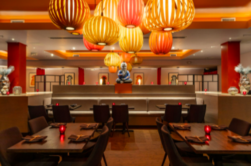Of Rice & Men opens sit-down restaurant in downtown Ann Arbor. - OF RICE & MEN