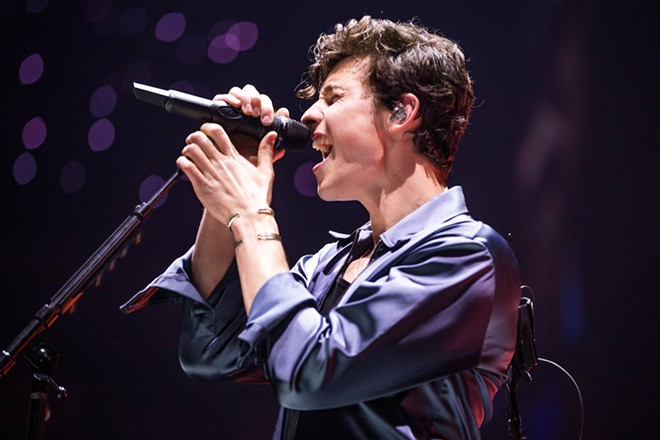 Nothing is holding Shawn Mendes back from touring in 2022. - TOM ROSE / SHUTTERSTOCK.COM