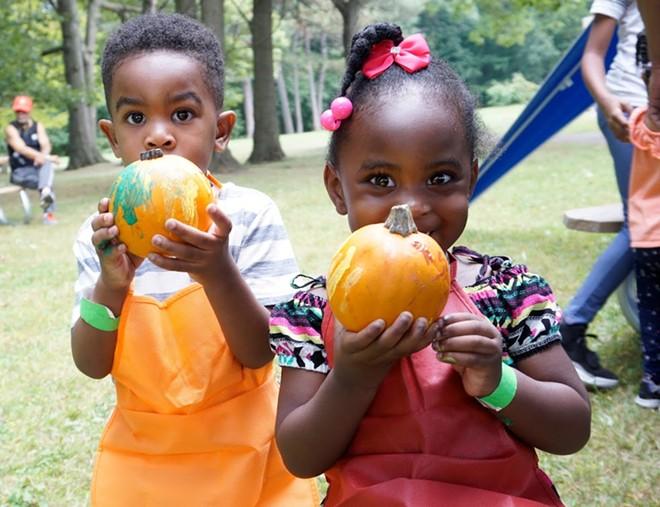Harvest Fest returns to Detroit's Palmer Park this weekend. - BARBARA BEARFELD/PEOPLE FOR PALMER PARK