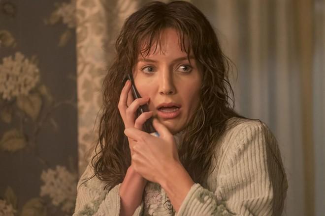 Annabelle Wallis in Malignant.  - WARNER BROS. ENTERTAINMENT