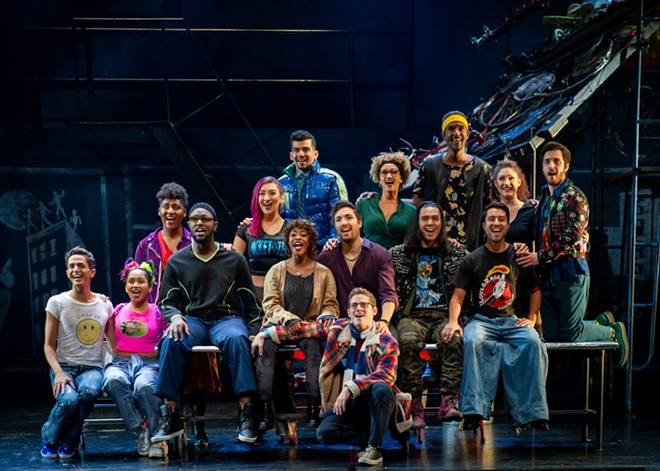 'Rent' will celebrate its 25th anniversary with a national tour. - AMY BOYLE
