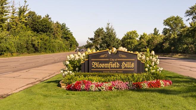 "Streetwear Brand, Bloomfield Hills Co., received online backlash after stating the ""hardships and tribulations"" of Bloomfield Hills go ignored. - STEVE LAGRECA/SHUTTERSTOCK"