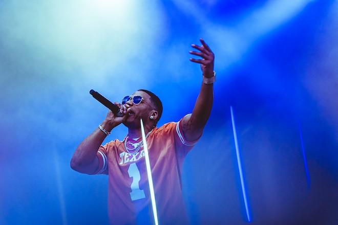 Rapper Nelly. - ISMAEL QUINTANILLA III / SHUTTERSTOCK