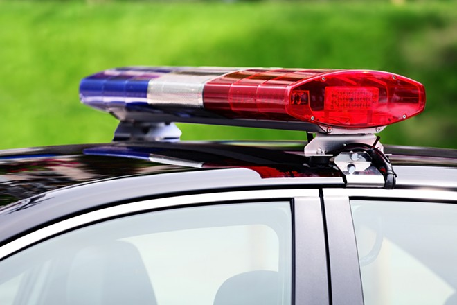 Wyoming police were sued after handcuffing a Black realtor and his clients. - SHUTTERSTOCK