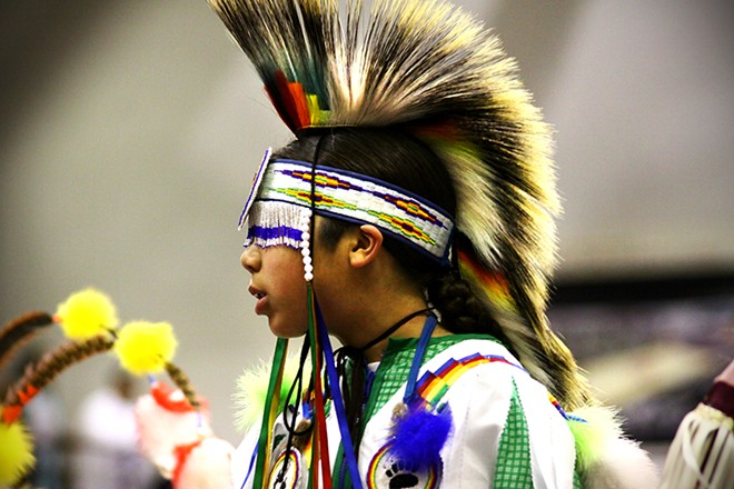 A growing number of people have called for Monday, Oct. 11 to acknowledge Indigenous People's Day instead of Columbus Day. - JEFFREY SMITH, FLICKR CREATIVE COMMONS