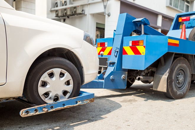 Detroit City Council approved an ordinance to protect Detroiters from predatory towing practices. - SHUTTERSTOCK