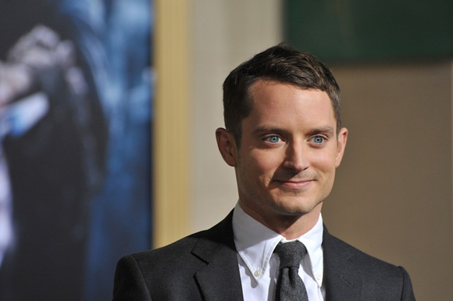Frodo Baggins will be one of many celebrity guests at this year's Motor City Comic Con. - FEATUREFLASH PHOTO AGENCY / SHUTTERSTOCK.COM