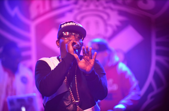 UNCLE MURDA. PHOTO BY KAHN SANTORI DAVISON.