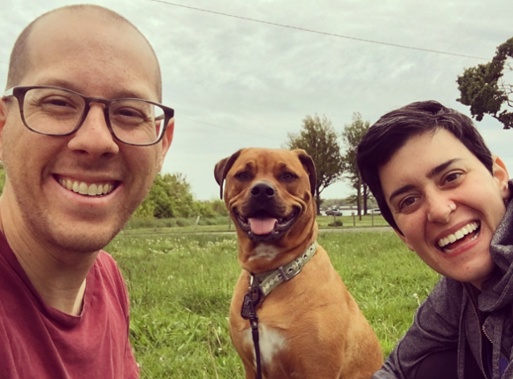 Listen to the podcast about Zak and Shira Rosen (pictured) to find out what goes into deciding whether to have kids today. - PHOTO COURTESY ZAK ROSEN