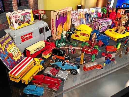 Spring Toy Show @ Royal Oak Farmers Market.