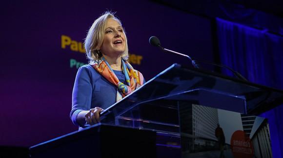 Paula Kerger, President and CEO, PBS. - COURTESY PHOTO