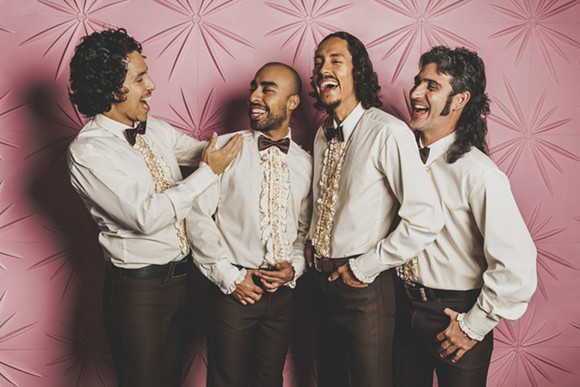 Chicano Batman will perform at El Club. Courtesy photo.