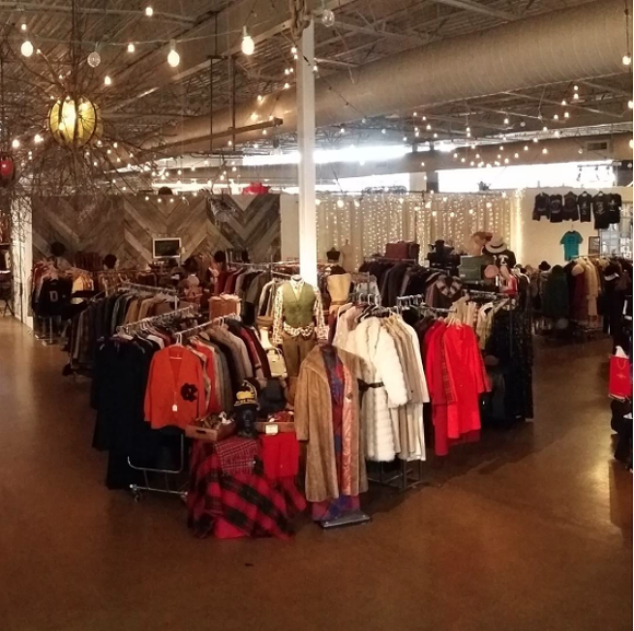 Shop vintage threads at Rust Belt Market this weekend. Courtesy photo.