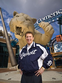 Mike Ilitch - COURTESY PHOTO
