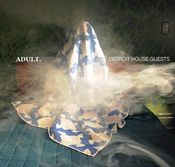 Detroit House Guests cover - COURTESY PHOTO