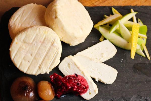 Zingerman's Little Napolean cheese - COURTESY PHOTO