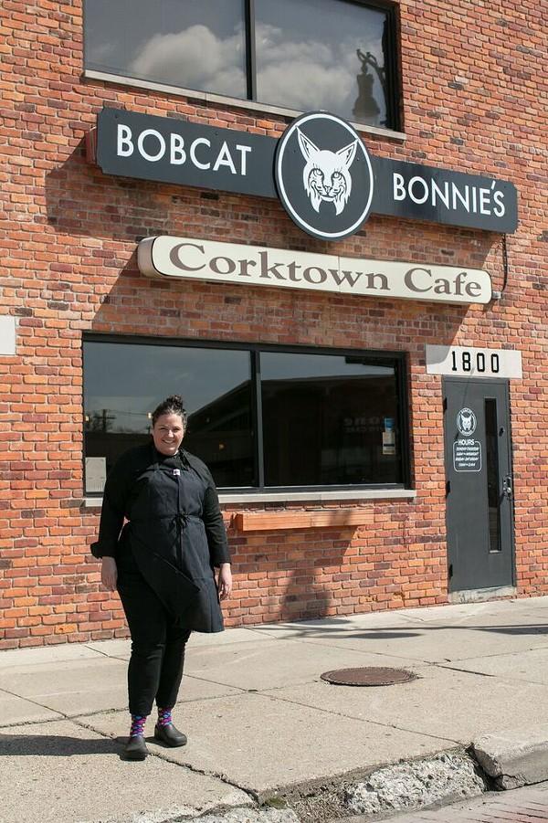 Emmele Herrold will overhaul Bobcat Bonnie's menu. - COURTESY PHOTO