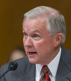 Attorney General Jeff Sessions - SHUTTERSTOCK