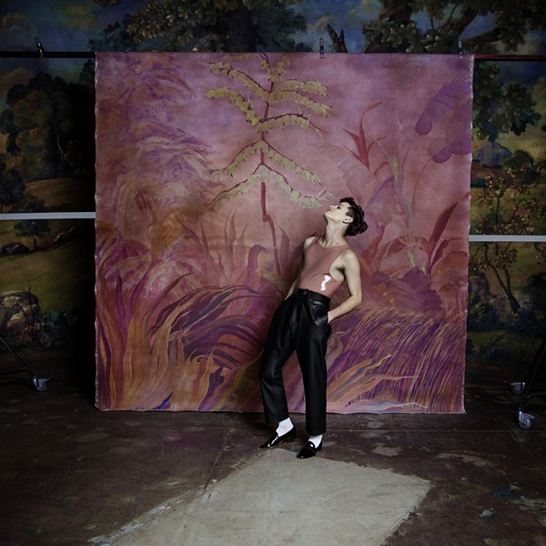 PERFUME GENIUS. COURTESY PHOTO.