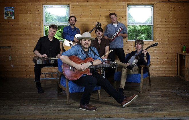 Wilco - PHOTO PROVIDED BY ANTI-RECORDS