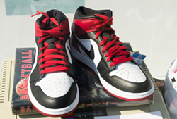 AIR JORDANS VIA SHUTTERSTOCK