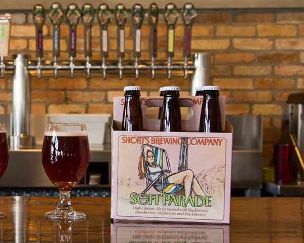 Short's Soft Parade. - COURTESY PHOTO.