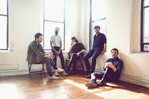 Fleet Foxes. - COURTESY PHOTO