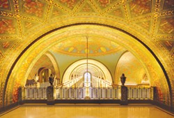 Fisher Building - COURTESY PHOTO