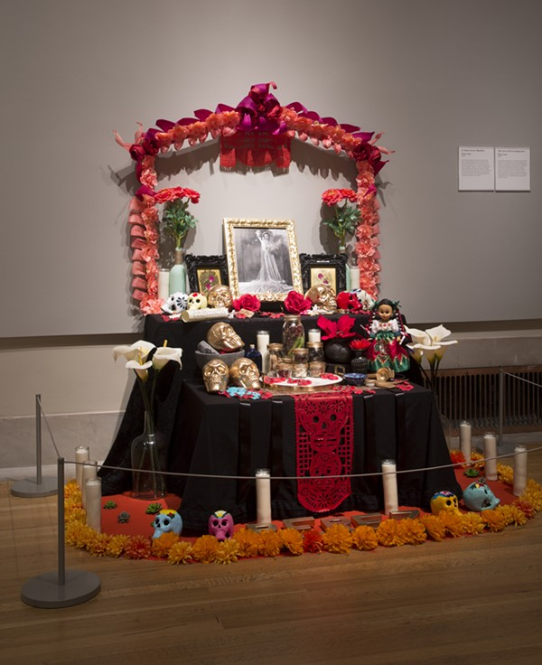 Ofrendas: Celebrating el Día de Muertos - COURTESY PHOTO