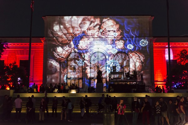 Dlectricity. - COURTESY PHOTO