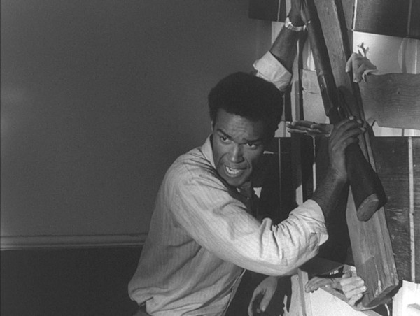 """Duane Jones in a scene from """"Night of the Living Dead"""" - COURTESY PHOTO"""
