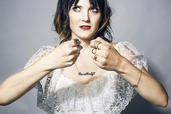 Jen Kirkman. - COURTESY PHOTO