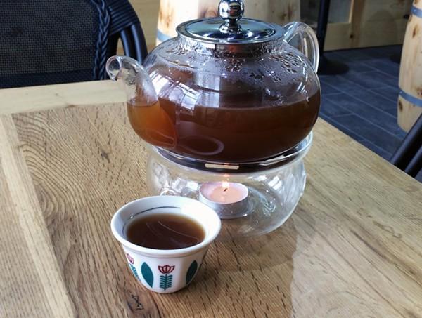 Yemeni coffee - TOM PERKINS