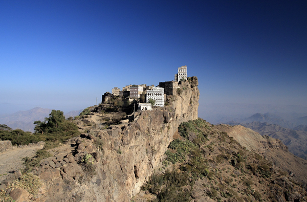Jabal Haraz coffee growing region in Yemen. - QAHWAH HOUSE