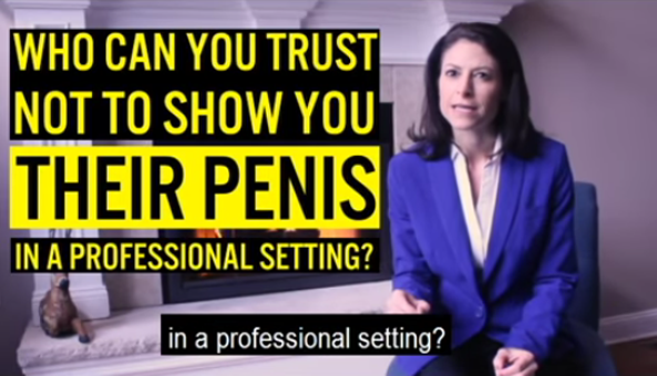 Michigan Attorney General candidate: I will not show you my penis ...
